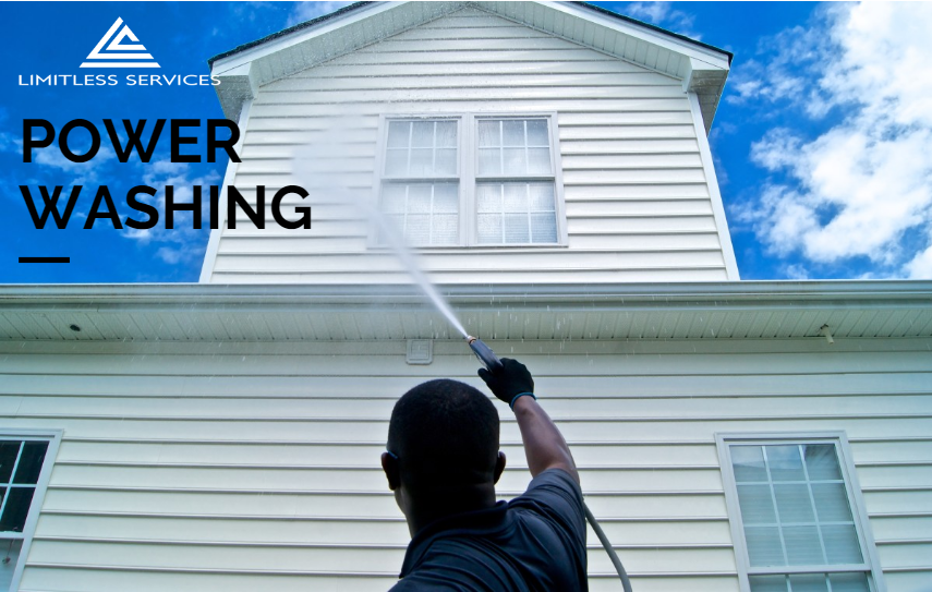 Importance of power washing for your property