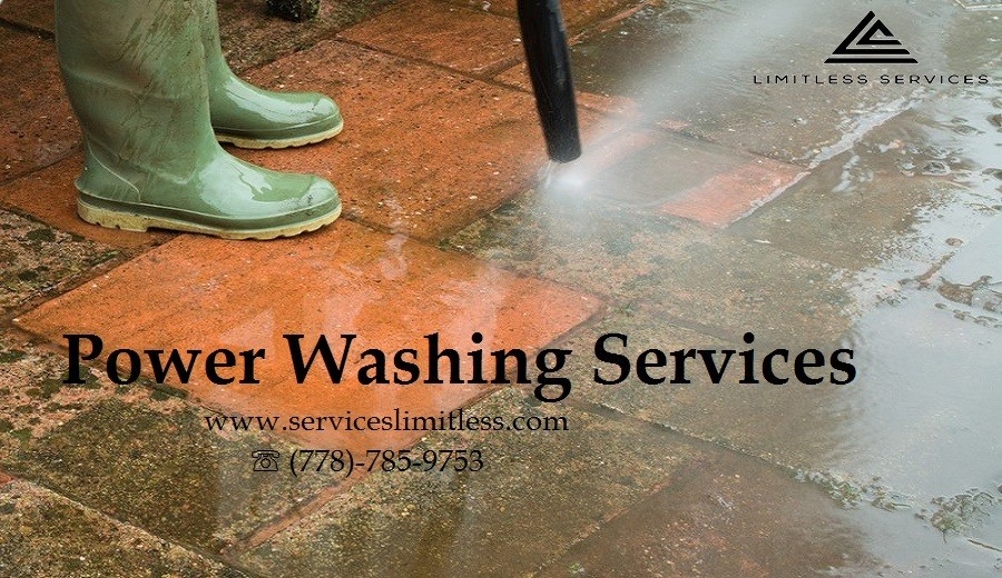 Reliable Power Wash Services