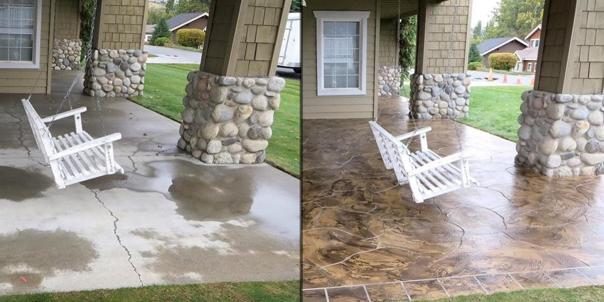 patio repair